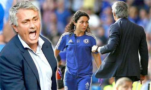 Bac si xinh dep nhan tien boi thuong, Mourinho thoat an quay roi tinh duc hinh anh 2