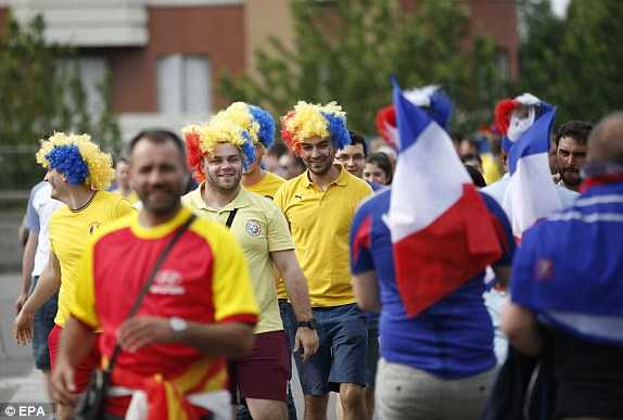 Truc tiep khai mac Euro 2016 hinh anh 15