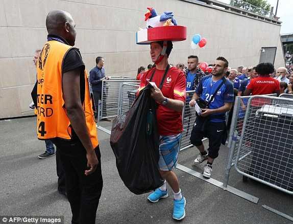 Truc tiep khai mac Euro 2016 hinh anh 11