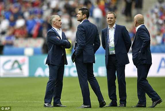 Truc tiep khai mac Euro 2016 hinh anh 4
