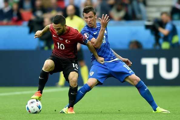 Truc tiep Euro 2016: Croatia vs Tho Nhi Ky hinh anh 1