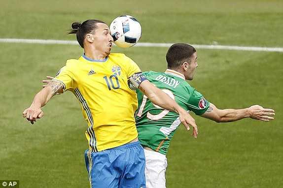 Truc tiep EURO 2016: Thuy Dien vs CH Ailen hinh anh 6