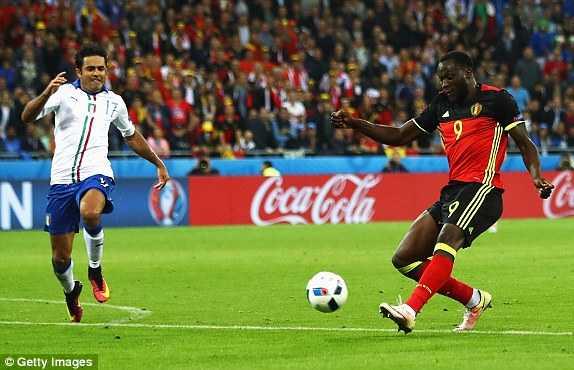 Truc tiep EURO 2016: Bi vs Italia hinh anh 2