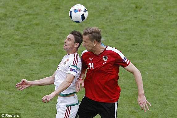 Truc tiep EURO 2016: Ao vs Hungary hinh anh 2
