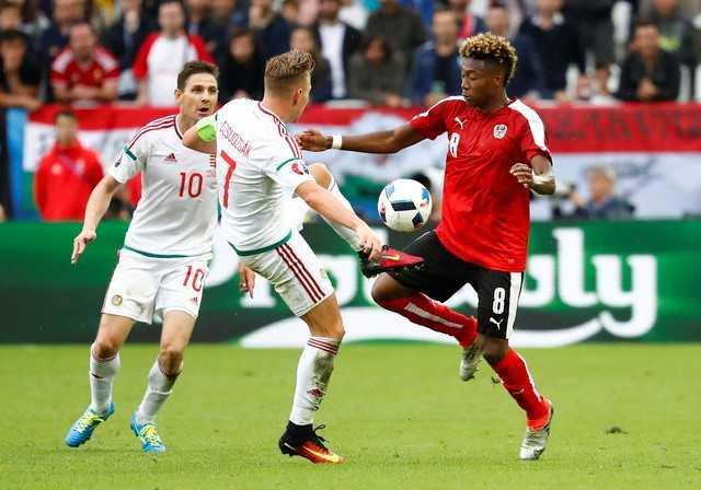 Truc tiep EURO 2016: Ao vs Hungary hinh anh 1