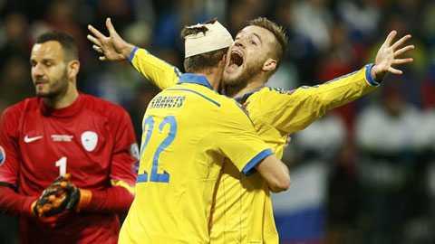 Link sopcast xem bong da truc tiep Ukraine vs Bac Ailen hinh anh 1