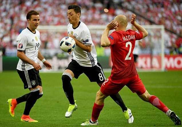 Truc tiep Euro 2016: Duc vs Ba Lan hinh anh 6