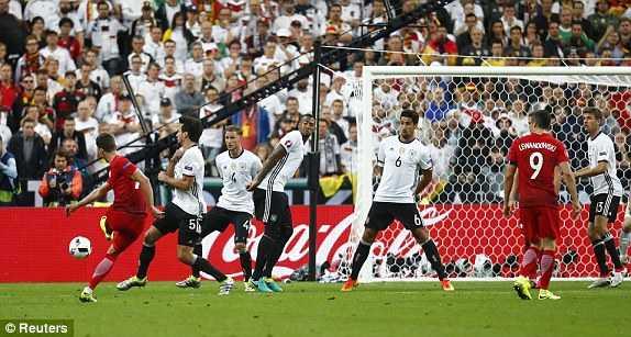 Truc tiep Euro 2016: Duc vs Ba Lan hinh anh 5