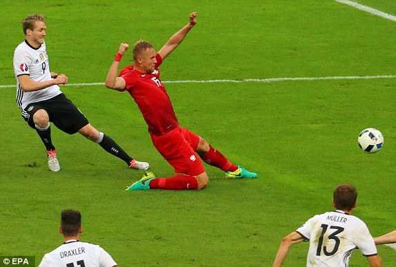 Truc tiep Euro 2016: Duc vs Ba Lan hinh anh 2