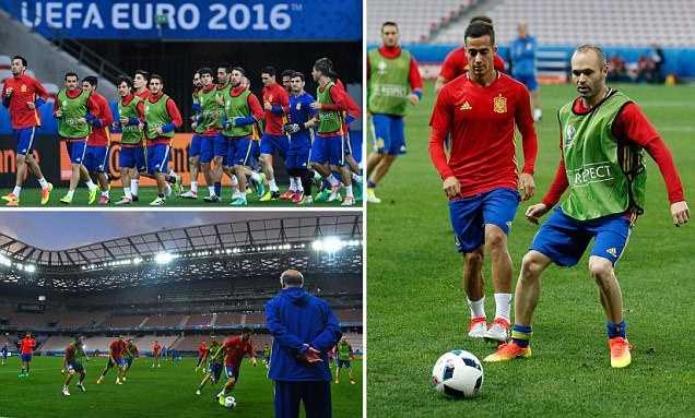 Lich thi dau Euro 2016 hom nay, truc tiep bong da hom nay 17/6 hinh anh 1