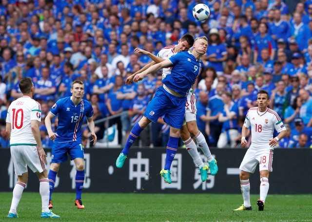 Truc tiep Euro 2016: Iceland vs Hungary hinh anh 2