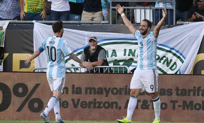 Chile thang huy diet Mexio 7-0, nam tay Argentina vao ban ket hinh anh 1