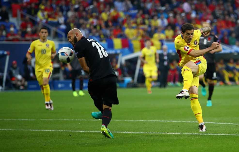 Truc tiep Euro 2016: Albania vs Romania hinh anh 9
