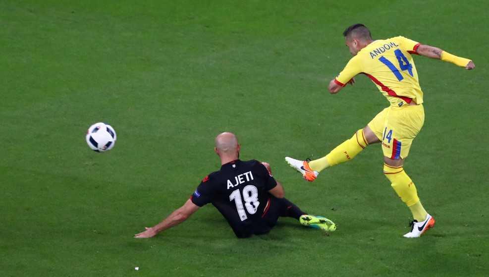 Truc tiep Euro 2016: Albania vs Romania hinh anh 1