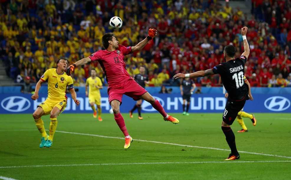 Truc tiep Euro 2016: Albania vs Romania hinh anh 6