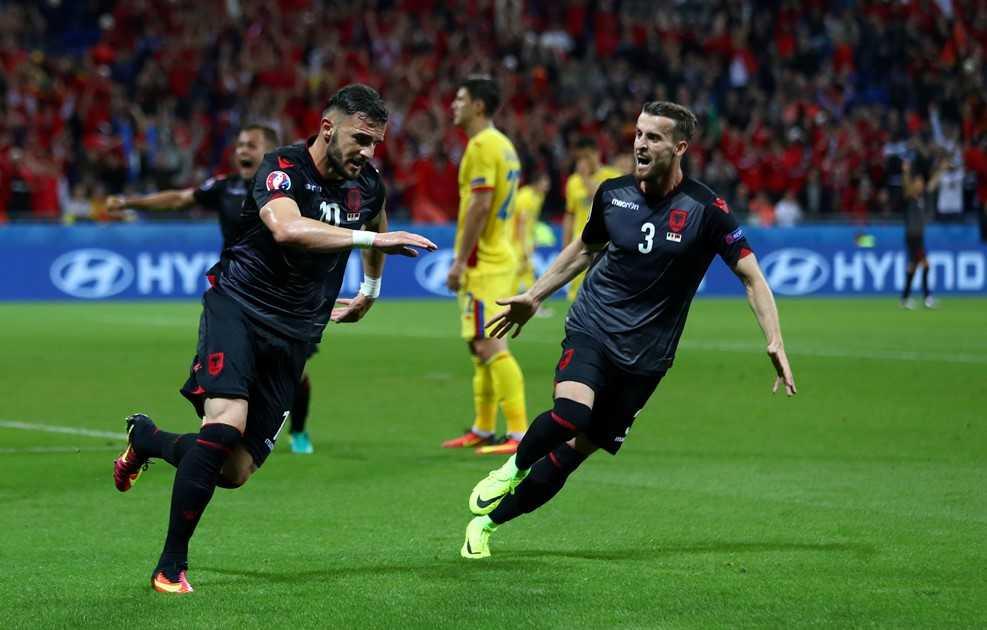 Truc tiep Euro 2016: Albania vs Romania hinh anh 5