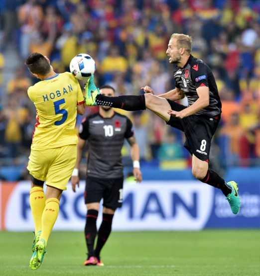 Truc tiep Euro 2016: Albania vs Romania hinh anh 8