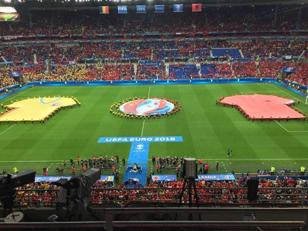Truc tiep Euro 2016: Albania vs Romania hinh anh 14