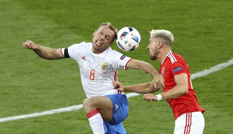 Truc tiep Euro 2016: Nga vs Xu Wales hinh anh 9