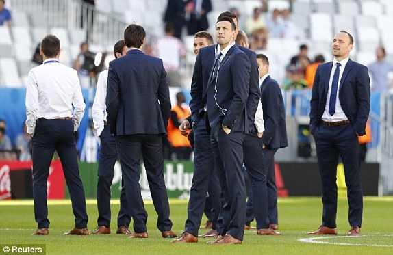 Truc tiep Euro 2016: Croatia vs Tay Ban Nha hinh anh 25