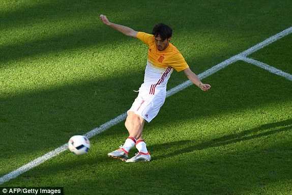 Truc tiep Euro 2016: Croatia vs Tay Ban Nha hinh anh 20