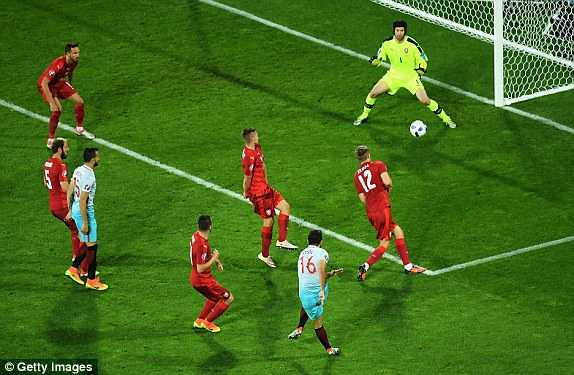 Truc tiep Euro 2016: Tho Nhi Ky vs Cong hoa Sec hinh anh 2