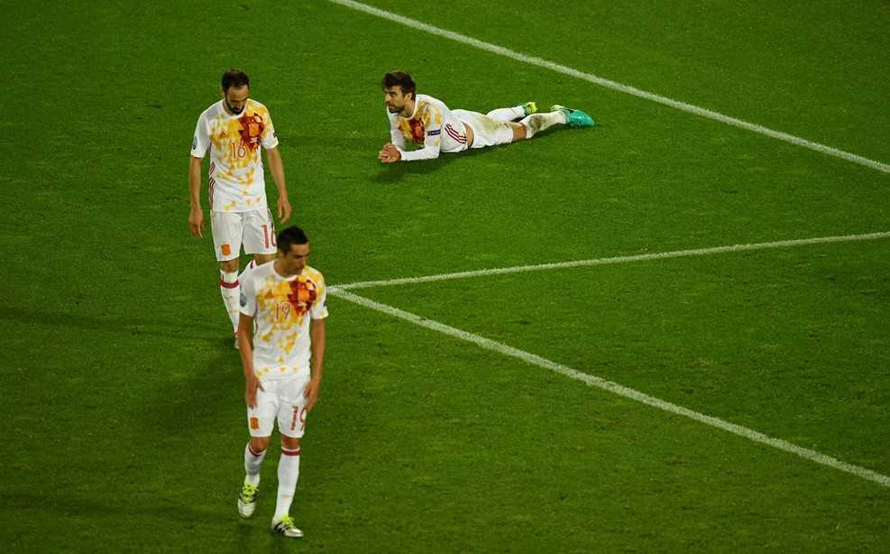 Truc tiep Euro 2016: Croatia vs Tay Ban Nha hinh anh 1