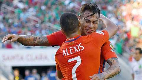 Truc tiep ban ket Copa America: Chile vs Colombia hinh anh 1