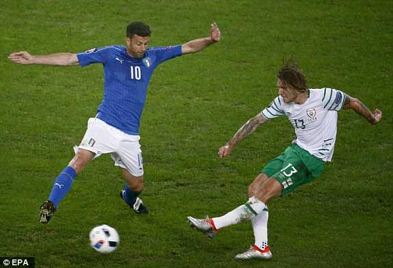 Truc tiep Euro 2016: Italia vs Cong hoa Ailen hinh anh 6