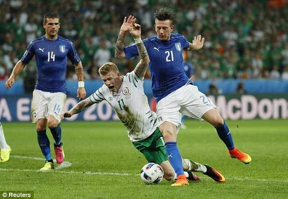 Truc tiep Euro 2016: Italia vs Cong hoa Ailen hinh anh 5