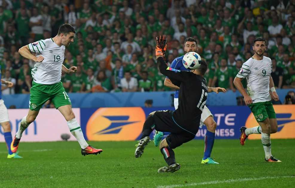 Truc tiep Euro 2016: Italia vs Cong hoa Ailen hinh anh 1