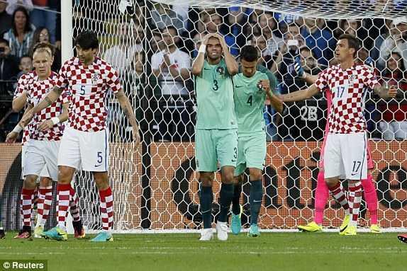 Truc tiep vong 1/8 Euro 2016: Croatia vs Bo Dao Nha hinh anh 7