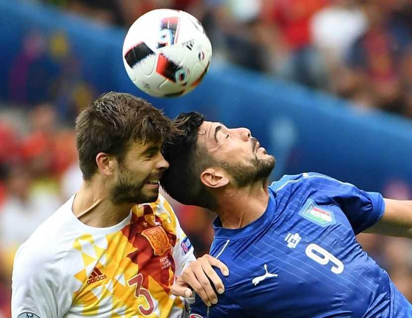 Italia loai Tay Ban Nha: Nuoc mat doi mau trong con mua hinh anh 1