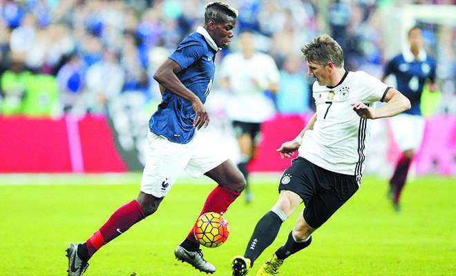 Ban ket Euro Duc vs Phap: Nong cuoc chien Giroud-Neuer hinh anh 2