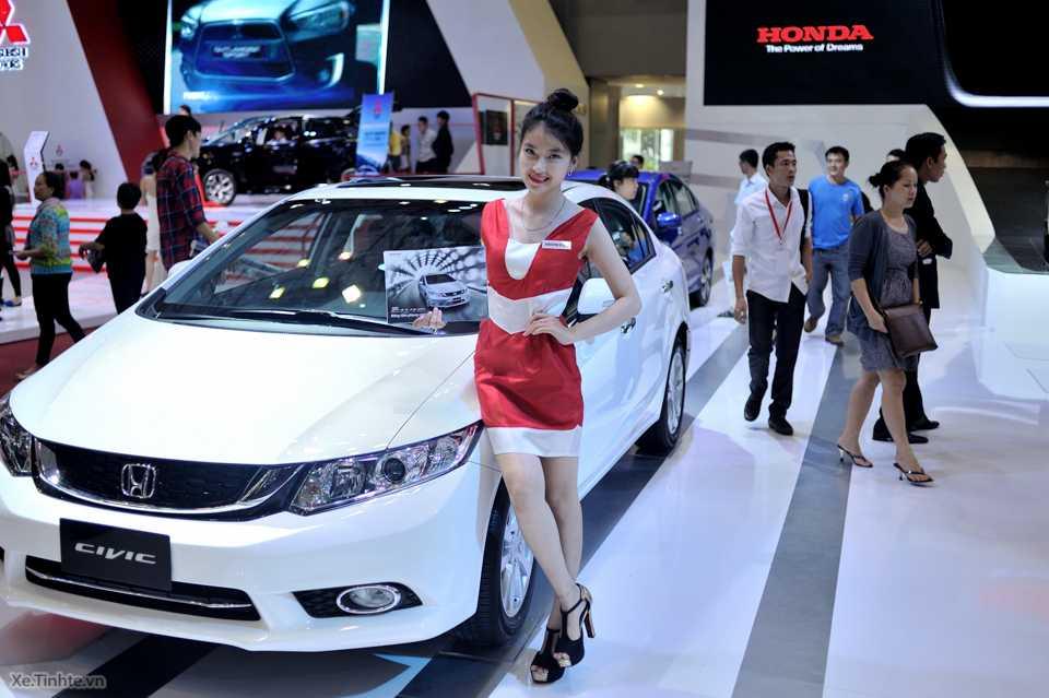 Vietnam Motor Show 2016 tro lai Ha Noi hinh anh 1