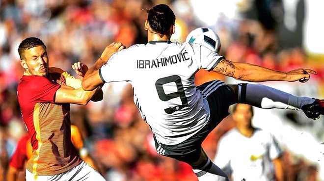 Ibrahimovic, so 9 thien than ma Man United miet mai tim kiem hinh anh 1