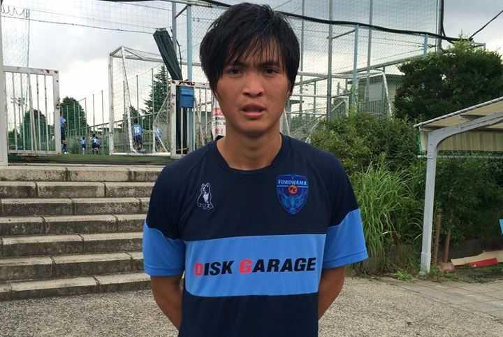 Tuan Anh binh phuc chan thuong, da 90 phut cho Yokohama FC hinh anh 1