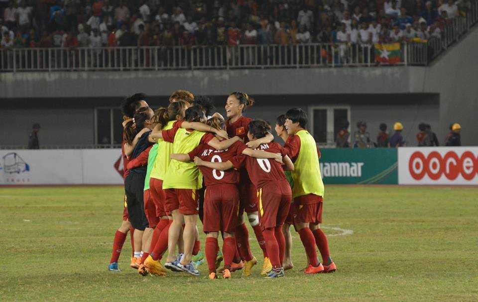 Thang kich tinh Myanmar, tuyen nu Viet Nam gap Thai Lan o chung ket hinh anh 2