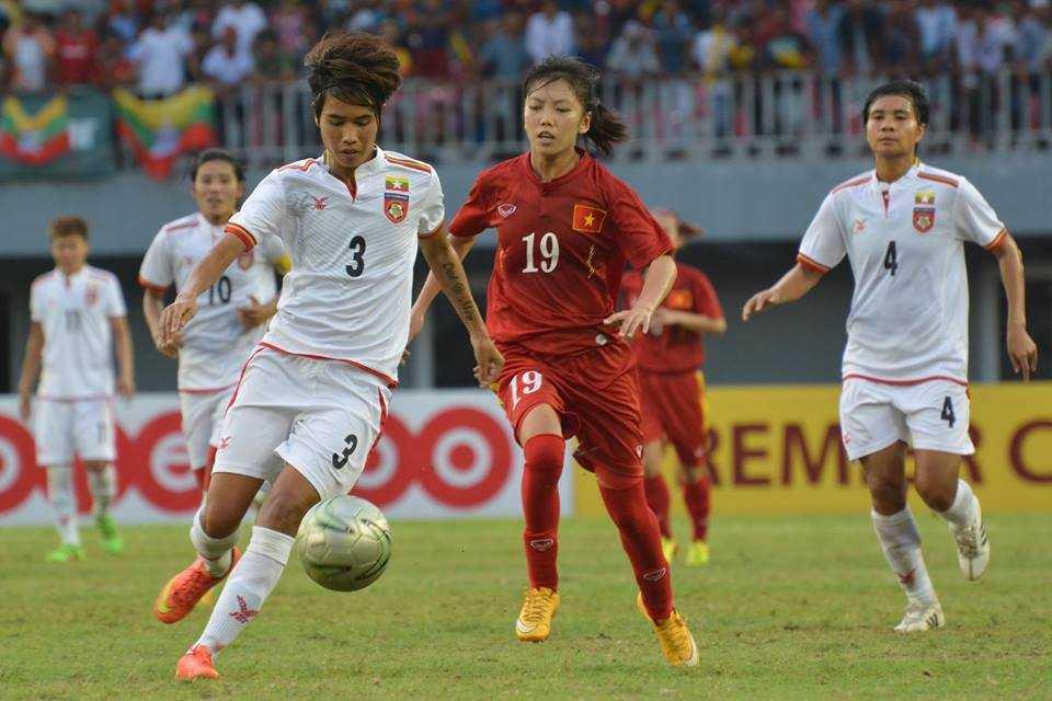Thang kich tinh Myanmar, tuyen nu Viet Nam gap Thai Lan o chung ket hinh anh 4
