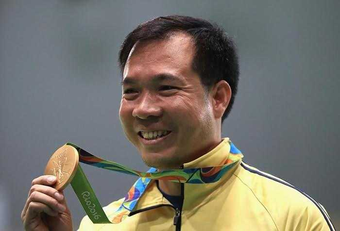 Hoang Xuan Vinh vuot nghich canh, gianh HCV Olympic hinh anh 3