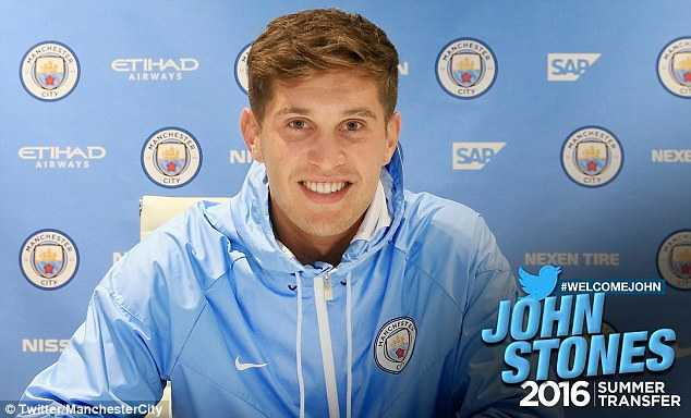 Tin chuyen nhuong toi 9/8: Man City mua xong John Stones hinh anh 1