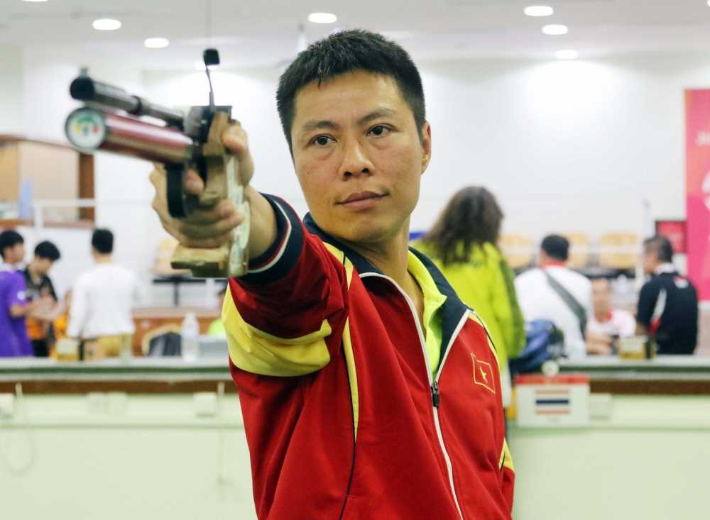 Truc tiep Olympic 2016: Hoang Xuan Vinh gianh huy chuong bac Olympic 2016 hinh anh 15
