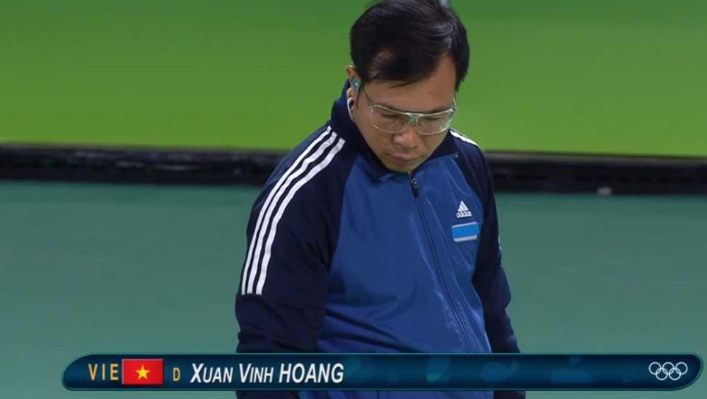 Truc tiep Olympic 2016: Hoang Xuan Vinh gianh huy chuong bac Olympic 2016 hinh anh 6