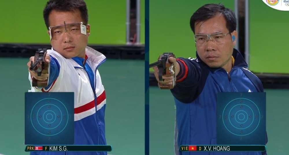Truc tiep Olympic 2016: Hoang Xuan Vinh gianh huy chuong bac Olympic 2016 hinh anh 4