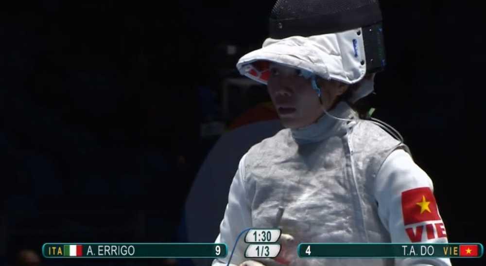 Truc tiep Olympic 2016: Hoang Xuan Vinh gianh huy chuong bac Olympic 2016 hinh anh 13