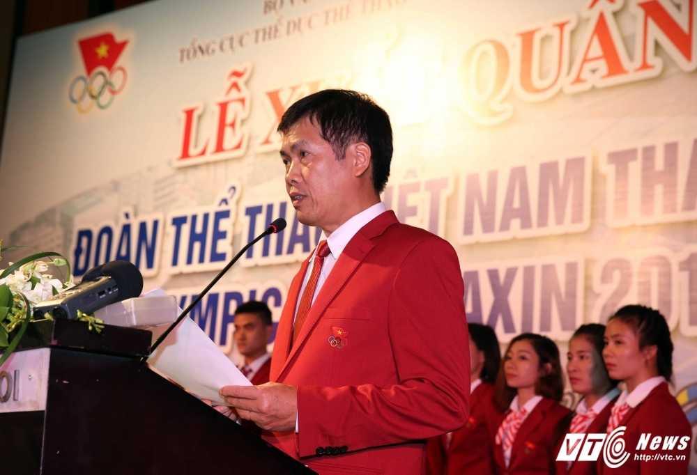 Quan chuc Viet Nam tham du Olympic: 'Doan khong co ai sang Rio di choi' hinh anh 1