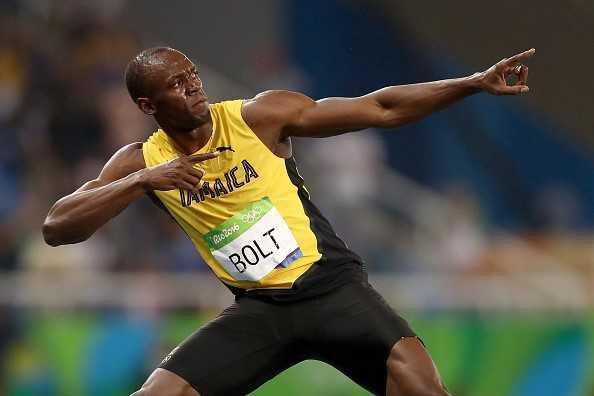 Olympic 2016: Usain Bolt thoai mai vo dich chay 200m hinh anh 1