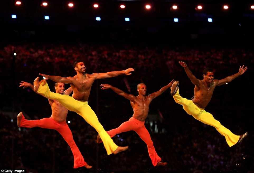 Truc tiep Be mac Olympic Rio 2016 hinh anh 1