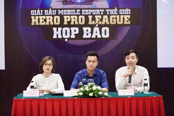 1,5 trieu USD giai thuong cho giai Mobile eSport dau tien tai Viet Nam hinh anh 1