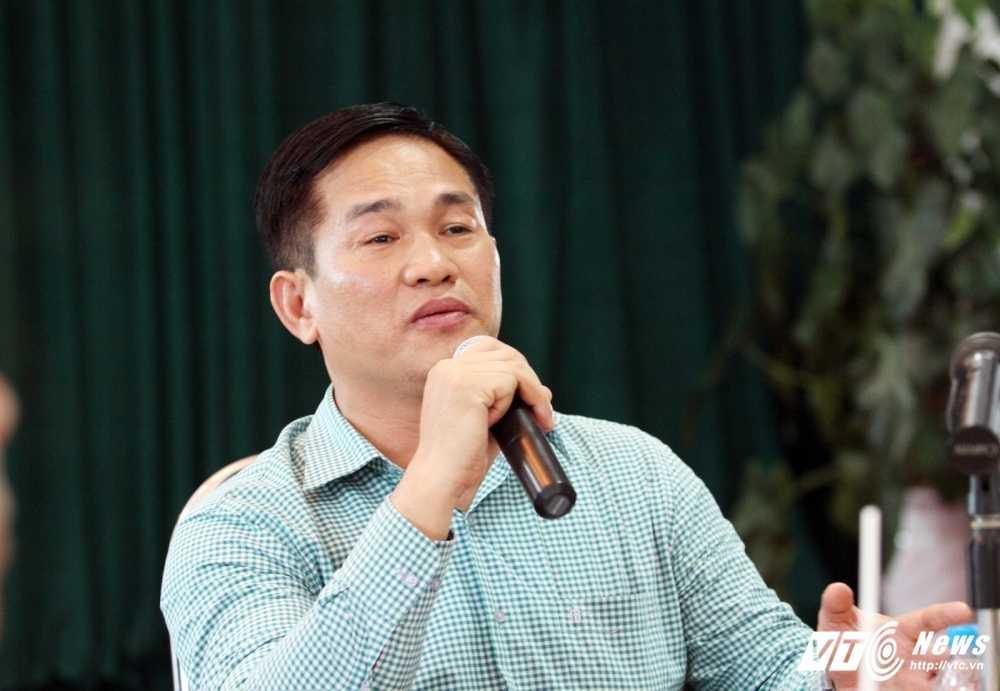 Giam doc Trung tam huan luyen the thao quoc gia Ha Noi: Xu ly nhieu sai pham bang rut kinh nghiem hinh anh 2